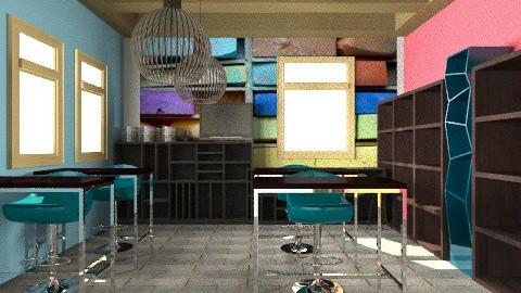 Art Class  - Eclectic - by vanessa_designs