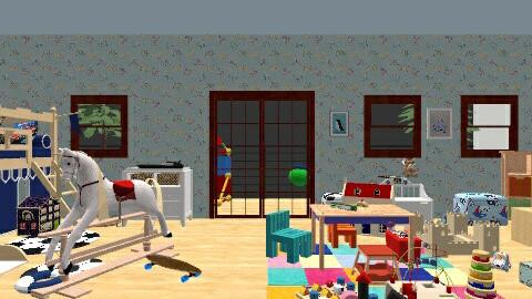 Kids room - Eclectic - Kids room  - by Beta Vincze
