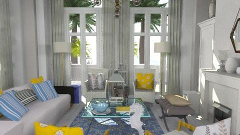 hyra - Country - Living room  - by naki1