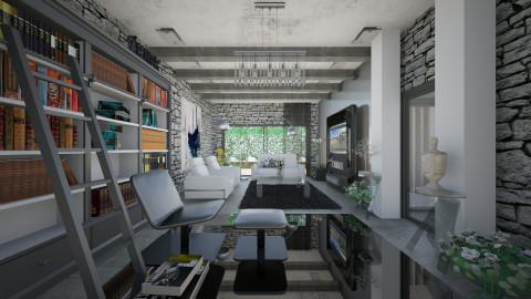 NInL - Modern - Living room - by Saj Trinaest