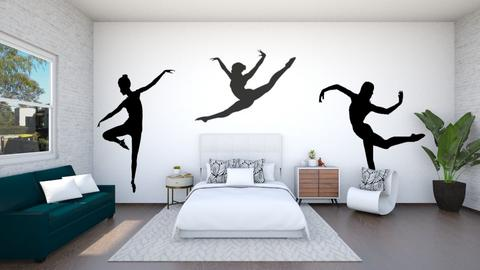 Dancer - by KierraClumdesign