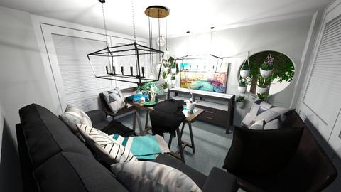 LR - Living room  - by Piper_M
