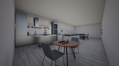 Cocina basica de la ELITE - Kitchen - by nmart1