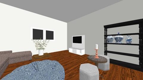living room 1 - Living room - by jillegan