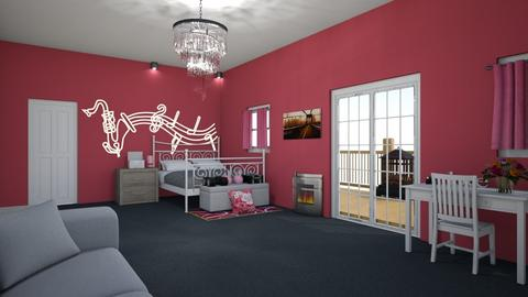 girls room4 - Bedroom  - by Keith Urban
