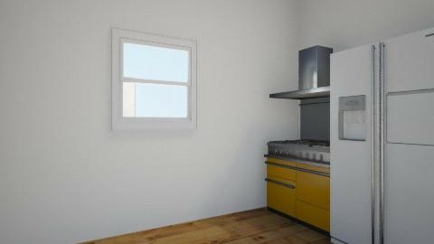 Kitchen - Country - Kitchen  - by DeborahDawn