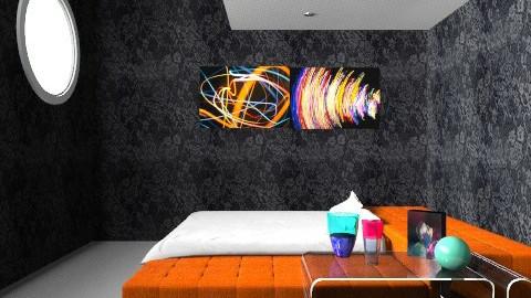 Hattie usStation - Modern - Bedroom - by Ukulele