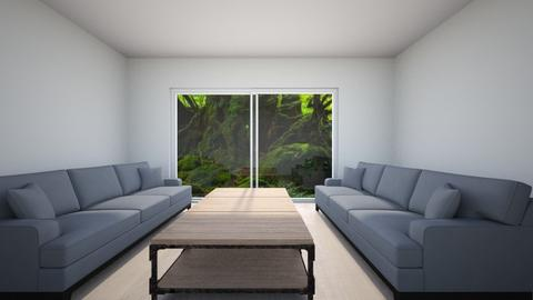 Jungle Edge Living Room - Living room  - by ens15