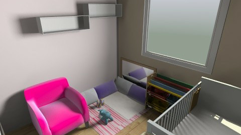 Quarto do Mirujinho - Eclectic - Kids room  - by Raul Araujo