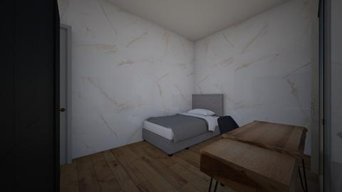 Primer render - Retro - Bedroom  - by Lauuuuuuuuu