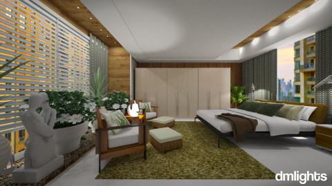 Paraiso - Bedroom  - by Roberta Bela