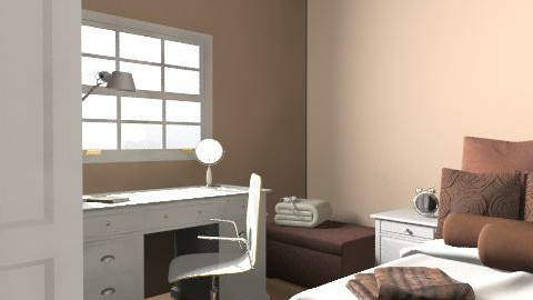 Living Area - Glamour - Bedroom - by taniaa