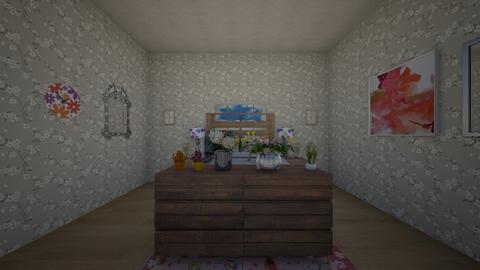 Garden Bedroom JimboYT - Bedroom  - by JimboYT