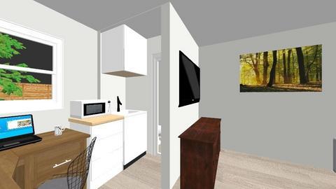Backyard Office 4 - by CapeTodd