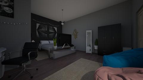 Lindcys room - Modern - Bedroom  - by LaraVB4ST