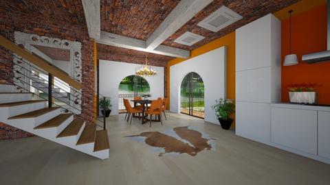 NDr - Modern - Dining room - by Saj Trinaest