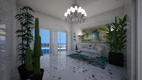 royal room - Glamour - Living room  - by kiwimelon711