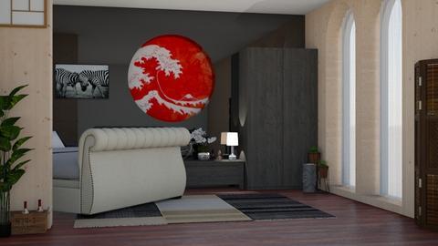 IP Diego - Bedroom  - by laurenpoisner