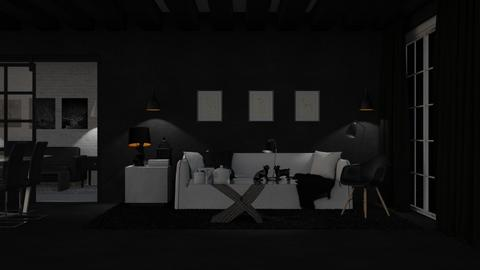 For Adelaide8_HYLI - Living room  - by KittyT6