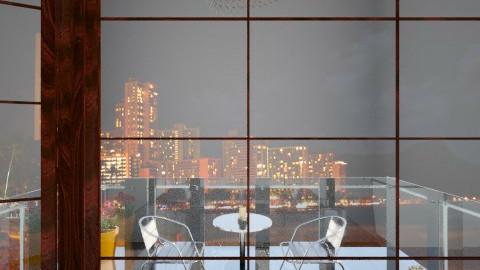 balcony - Minimal - by Ana Quintero