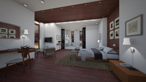 Darling Harbour - Bedroom - by Nikita Niki Stosic