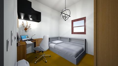 dream bedroom  - Bedroom  - by moelrifi
