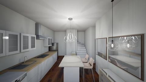 Small 8 - Kitchen - by Niva T