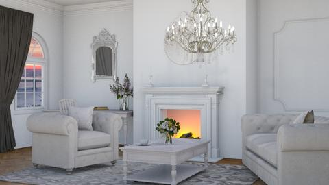 Living Room Contest - Glamour - Living room  - by n i n i