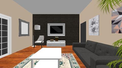 sala de estar  - by ariana silva