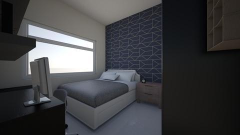 final room 10 - Bedroom - by ishan1