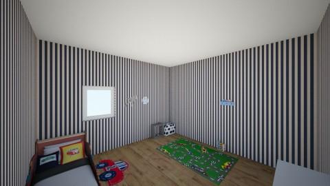 Boys Bedroom - Rustic - Kids room  - by VHomestyler