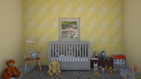 Baby Room - by Horse_Lover_Mel