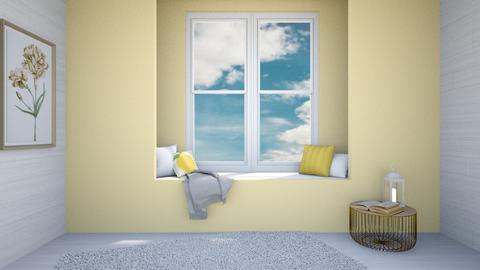 Sunny window seat - Minimal - by WhyIsGamora