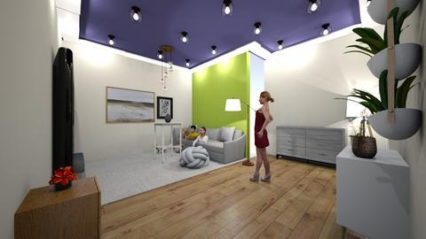 jsgb - Modern - Living room  - by jslyn