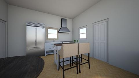 Swann Kitchen - Kitchen  - by ellingswann