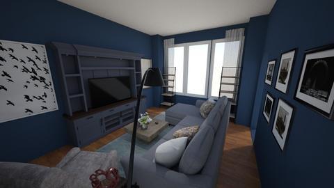 Sherwood Living Room - Modern - Living room  - by Steph Snape Designs