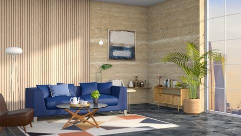 conran - Living room  - by eymuuuch