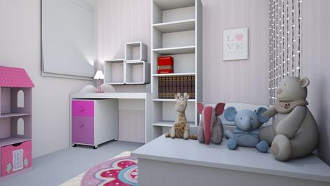 kids room1 - Kids room  - by GaliaM