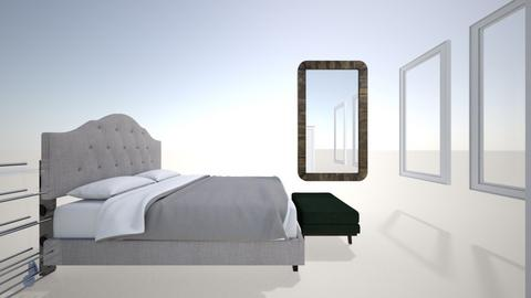 brown sugar  - Classic - Bedroom  - by salma Yunia