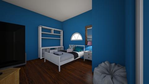 My Dream Room - Modern - Bedroom  - by bridgetbailey