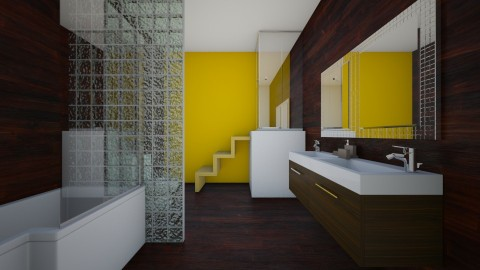Luxury Hotel Bathroom - Modern - Bathroom - by mrrhoads23