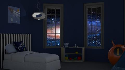spacethemecontest_itslia - Bedroom  - by its lia
