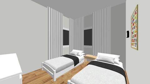 Yael bedroom - Kids room - by erlichroni