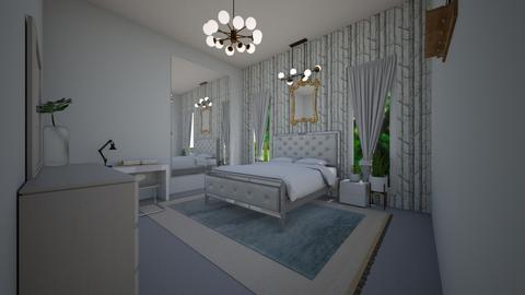 Simple Guest room - Bedroom  - by eby_bond