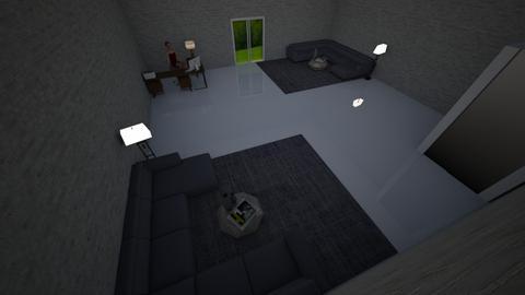 Apartment Lobby - by Tanem Kutlu