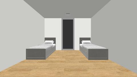 dorms - Bedroom - by ellejay_1207
