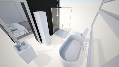 Amelia silverton - Bathroom  - by Adrianhanger