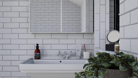 LANDON HOME - Bathroom  - by zozan