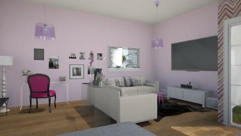 Eec12 - Bedroom - by Eericacaloi