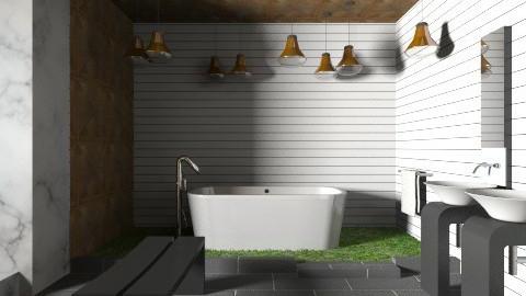 Grassing Bathroom - Modern - Bathroom  - by 3rdfloor